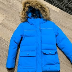 Boys winter coat size 10/12